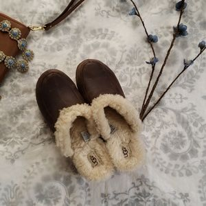 Ugg Clogs size 10